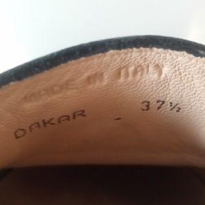 Bally Shoes - Bally Dakar Patent Leather Womens Driving Shoe